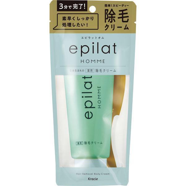 エピラットオム 薬用除毛クリーム フレッシュシトラスの香り 35%OFF 男性用 クラシエ ランキングTOP10 150g