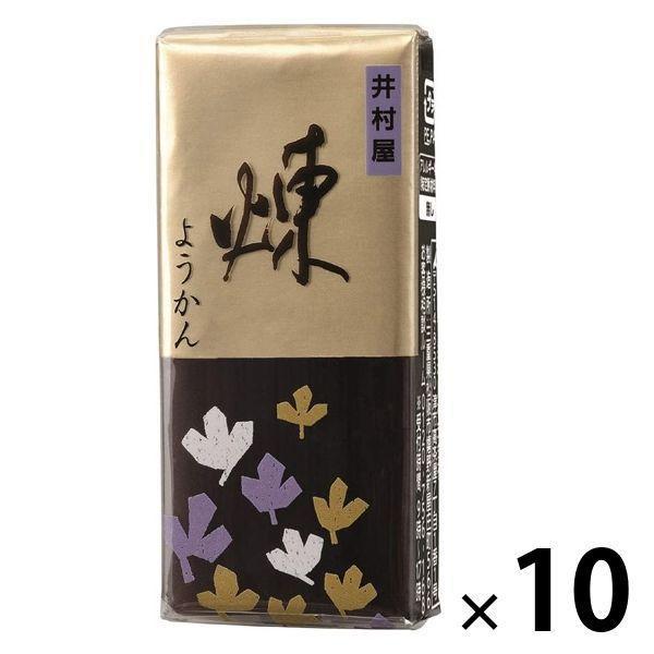 井村屋 ミニようかん 煉 58g オンライン限定商品 セール特別価格 10本 ようかん 和菓子