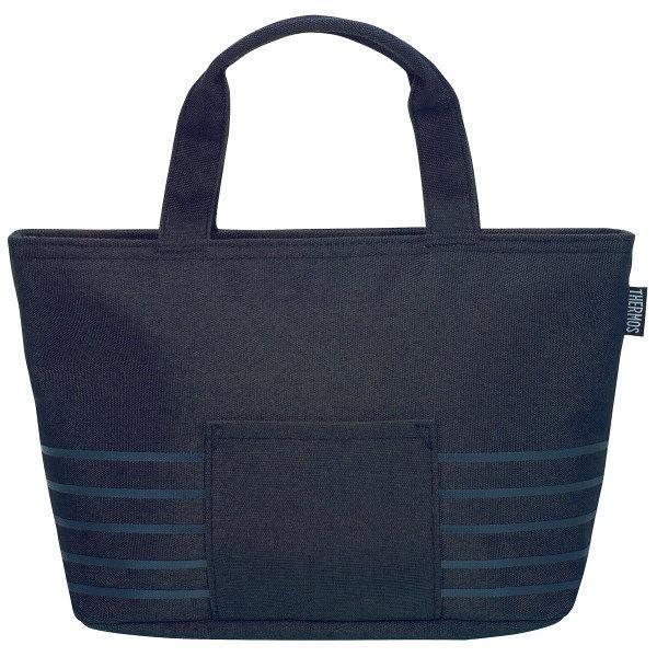 サーモス ◆在庫限り◆ THERMOS 保冷バッグ ランチバッグ 弁当袋 ブラック 正規取扱店 1個 4L BK RDU-0043