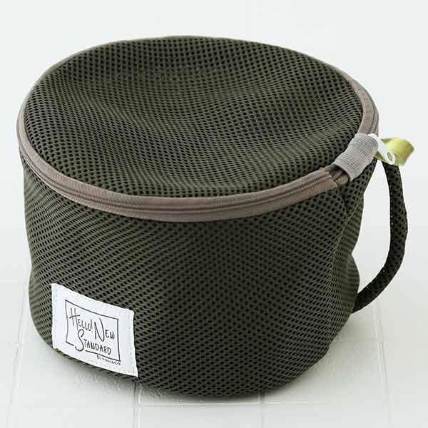 洗濯ネット 円筒 直径17×高さ15cm 別倉庫からの配送 1枚 人気ブレゼント! LOHACO ロハコ オリジナル