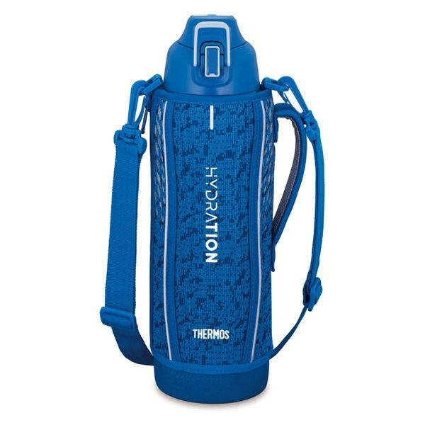 セール サーモス THERMOS 水筒 真空断熱スポーツボトル 登場大人気アイテム 大容量 FHT-1501F おすすめ特集 ブルーシルバー 1.5L BLSL 1個