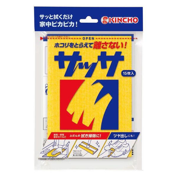 金鳥 サッサ 大日本除虫菊 15枚入 驚きの値段 海外輸入
