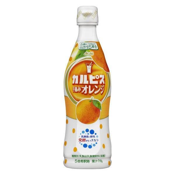 カルピス 海外限定 手摘みオレンジ 470ml 1本 贈答品