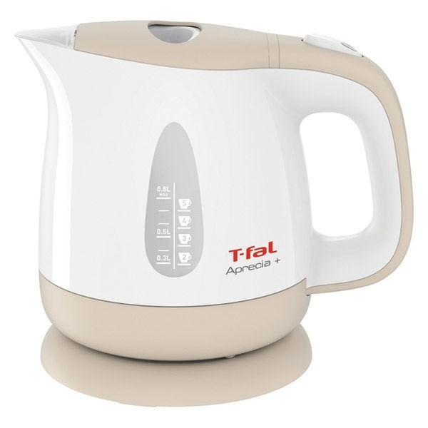 いよいよ人気ブランド ●日本正規品● T-fal ティファール 電気ケトル アプレシア プラス カフェオレ630 紅茶 K0630AJP お茶 0.8L コーヒー