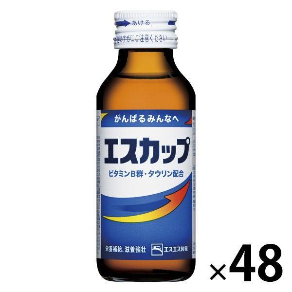 大特価 高品質 エスカップ 1セット 48本 エスエス製薬 栄養ドリンク