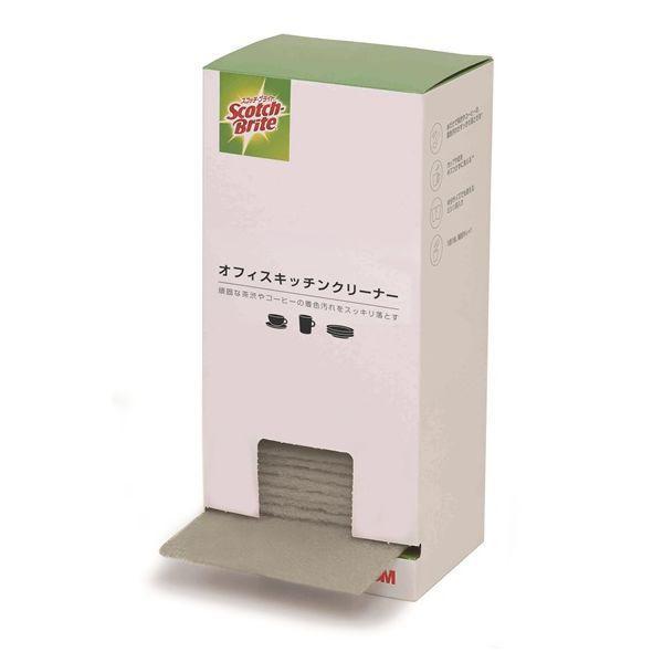 スリーエム ジャパン 3M スコッチブライト オフィスキッチンクリーナー キッチン 40枚入 スポンジ 上等 使い捨て 1箱 海外限定