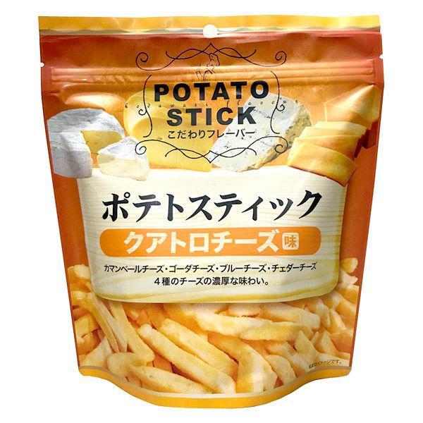 成城石井 当店限定販売 〈味楽乃里〉ポテトスティック 1個 営業 クワトロチーズ