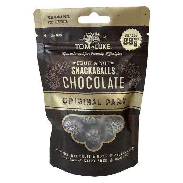トム ルーク フルーツ ナッツチョコレートスナックボール 新生活 1袋 ※アウトレット品 88g オリジナルダーク