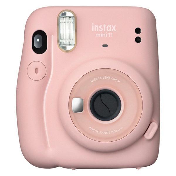 通常便なら送料無料 富士フイルム インスタントカメラ instax mini11 チェキ フラッシュピンク PINK お中元 INS MINI 11