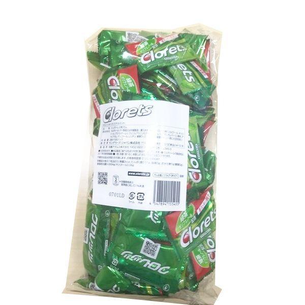 アウトレット モンデリーズジャパン クロレッツXP 売買 1袋 オリジナルミント 2粒×100個 !超美品再入荷品質至上!