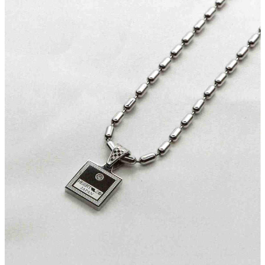 Good-HEARTZ グッドハーツ ネックレス メタリックネックレスI metallic necklaceI|y-makino