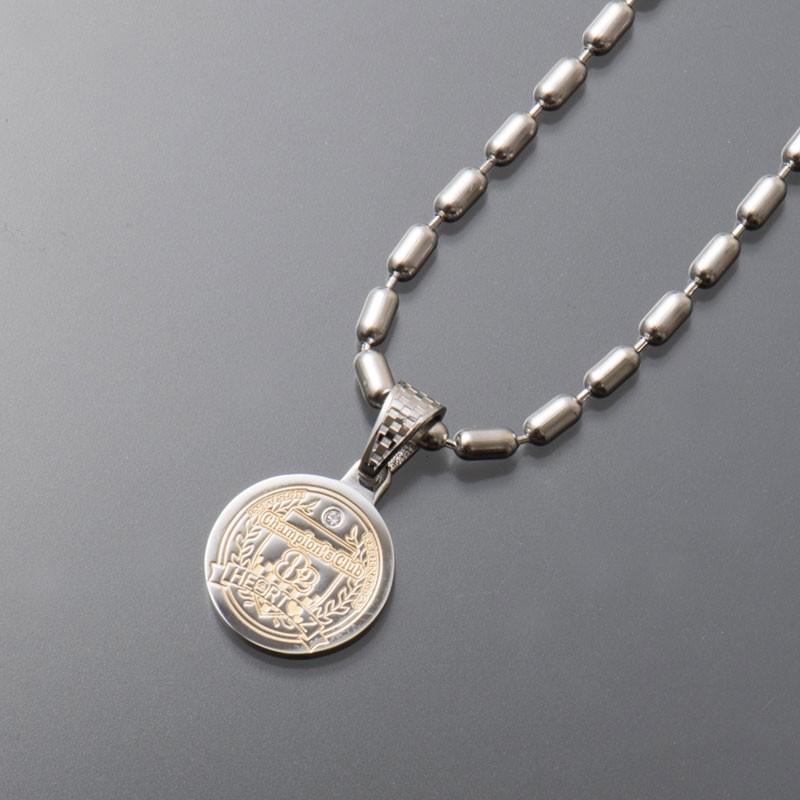 Good-HEARTZ グッドハーツ ネックレス メタリックネックレスIV metallic necklaceIV|y-makino
