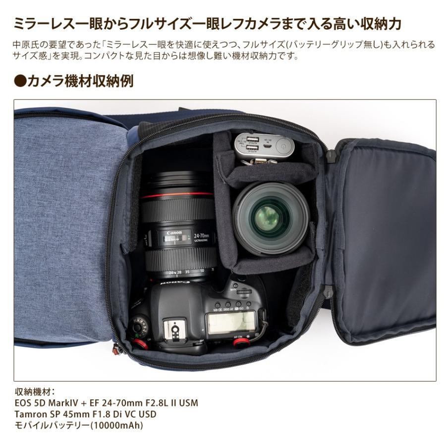 カメラバッグ スリング おしゃれ ミラーレス一眼 Endurance(エンデュランス) カメラバック カメラケース 一眼レフ|y-op|05