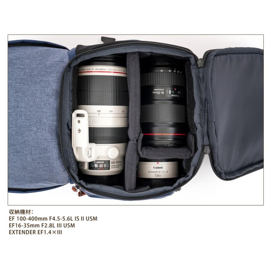 カメラバッグ スリング おしゃれ ミラーレス一眼 Endurance(エンデュランス) カメラバック カメラケース 一眼レフ|y-op|09