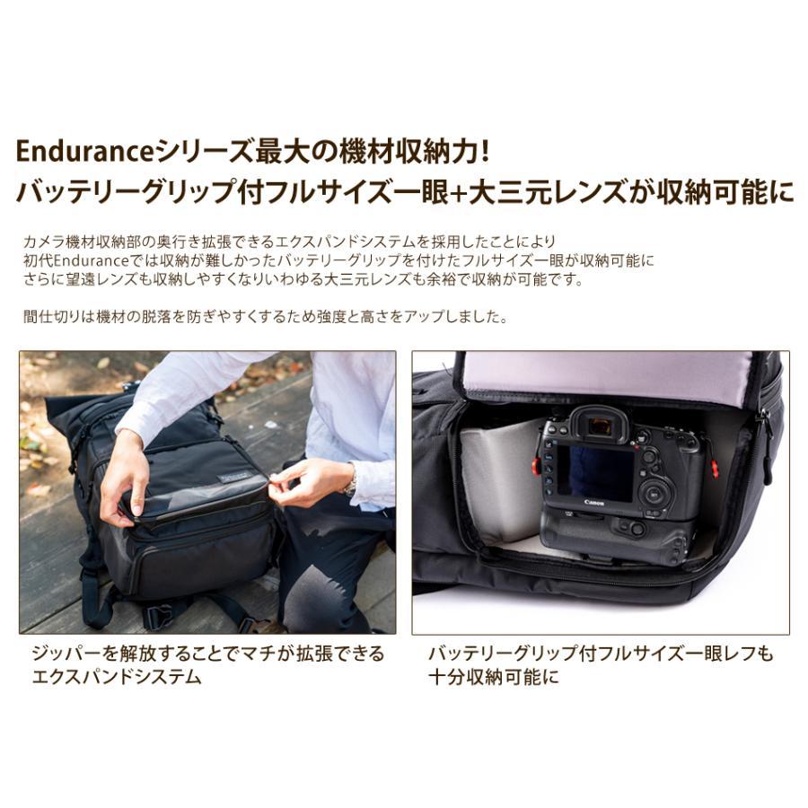 カメラバッグ 一眼レフ リュック 大容量 Endurance(エンデュランス)  HG カメラバック カメラリュック バックパック  y-op 05