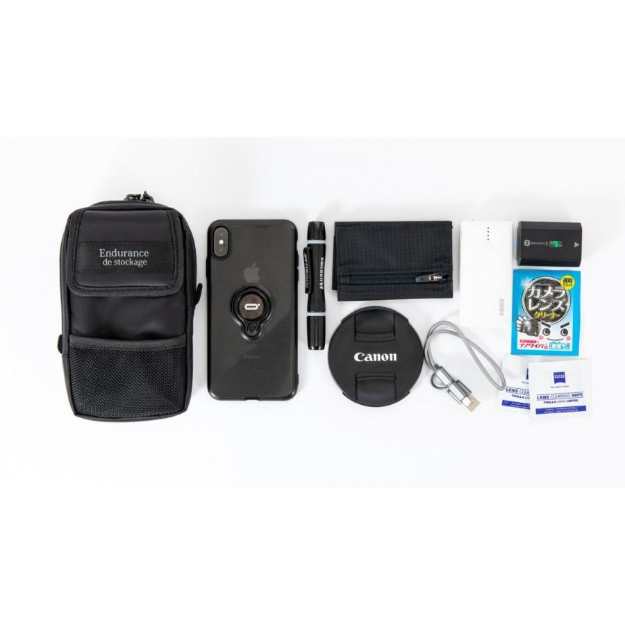 カメラバッグ用 カメラアクセサリー スマホポーチ  Endurance(エンデュランス) カメラケース カメラポーチ y-op 16