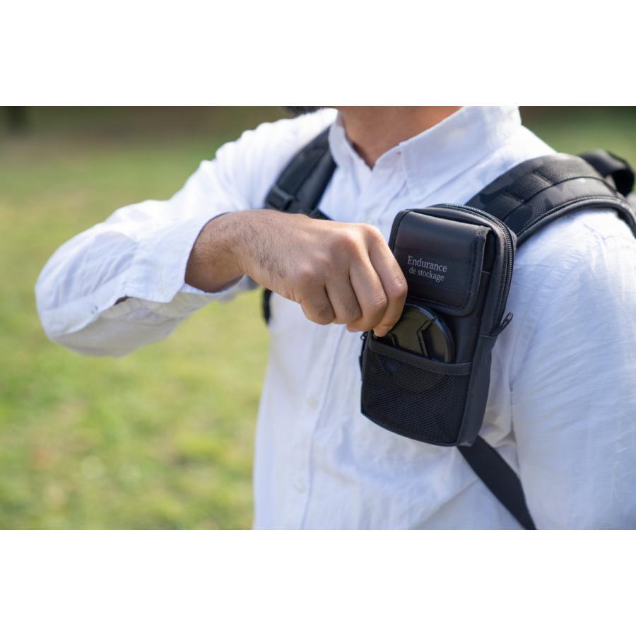 カメラバッグ用 カメラアクセサリー スマホポーチ  Endurance(エンデュランス) カメラケース カメラポーチ y-op 18