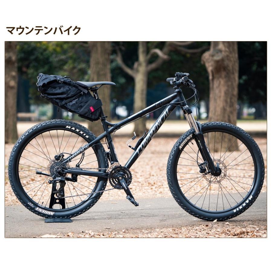 Endurance(エンデュランス) リュックにもなる大容量サドルバッグ ロードバイク クロスバイク ミニベロ MTB|y-op|07