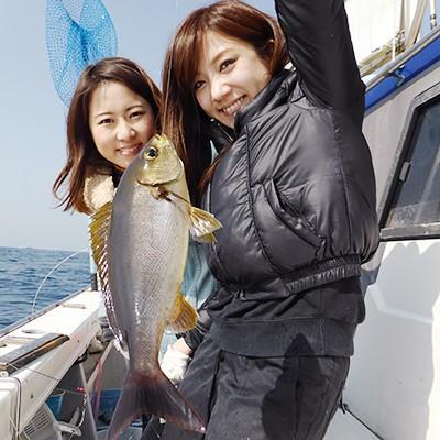 下田市 ふるさと納税 【神子元島】 船でのコマセ釣り夢の大物釣り半日体験
