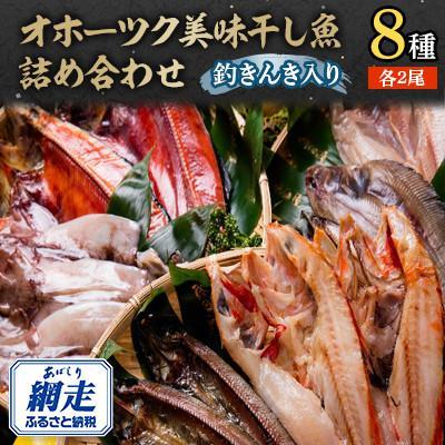 網走市 ふるさと納税 オホーツク美味干し魚詰め合わせセット