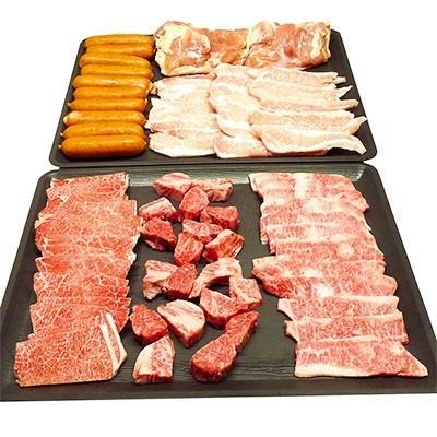 芸西村 ふるさと納税 土佐の焼肉パーティーセット2kg