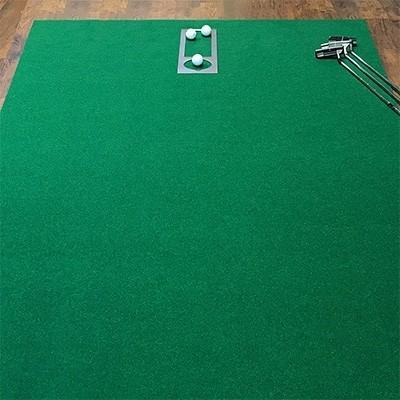 芸西村 ふるさと納税 ゴルフ練習パターマット高速184cm×3m TOURNAMENT-SB(トーナメントSB)と練習用具