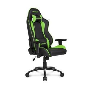 AKRacing(エーケーレーシング) AKRacing Nitro ゲーミング・オフィスチェア AKR-NITRO-緑(グリーン) 【ゲーミングチェアー】