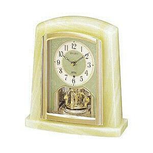 セイコー 電波置き時計 「ツイン・パ」 BY223M