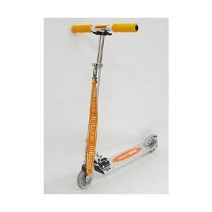 JDRAZOR キックスクーター JD 新品未使用 人気上昇中 RAZOR オレンジ LED MS-102