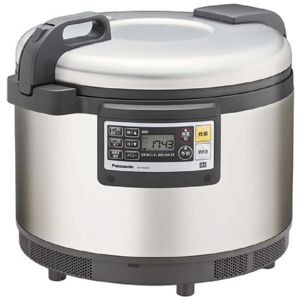 パナソニック(Panasonic) 5.4L 1〜3升 業務用IHジャー炊飯器 SR-PGC54