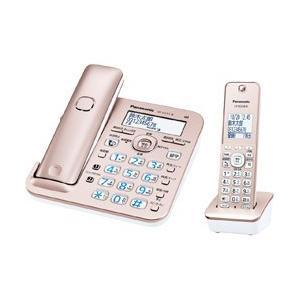 評判 Panasonic パナソニック VE-GZ51DL 電話機 RU コードレス ル 有名な 子機1台 ピンクゴールド