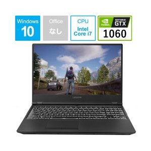 Lenovo(レノボジャパン) ゲーミングノートPC 81LB007WJE LEGION Y530 i7 [Core i7·15.6インチ·メモリ 8GB·GTX 1060]