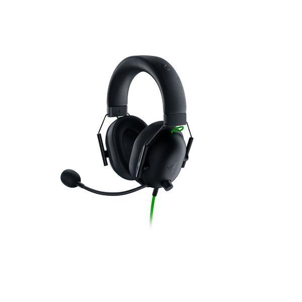 RAZER レイザー RZ04-03240100-R3M1 ゲーミングヘッドセット 商い クリアランスsale!期間限定! BlackShark φ3.5mmミニプラグ V2 X 両耳 ヘッドバンドタイプ