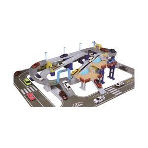 タカラトミー トミカワールド 2スピードでコントロール 開店記念セール 振込不可 トミカアクション高速どうろ セール品