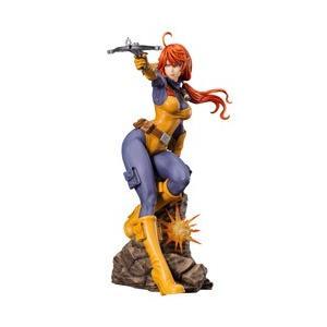 コトブキヤ 美少女スタチュー G.I. JOE美少女 G.I. Joe: A Real American Hero スカーレット 1/7 塗装済み完成品フィギュア