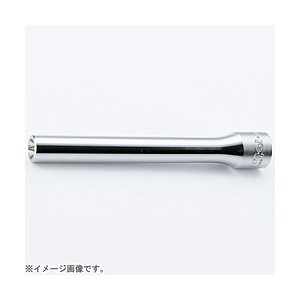 山下工業研究所 4325-E8(L140) 1/2インチ(12.7mm) トルクスエクストラディープソケット 全長140mm E8