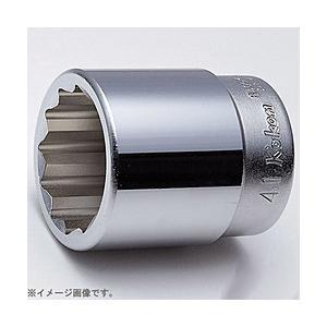 山下工業研究所 8405M-46 1インチ(25.4mm) 12角ソケット 100mm 46mm