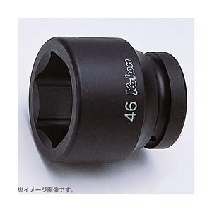 山下工業研究所 18400M-64 1インチ(25.4mm) インパクト6角ソケット 64mm