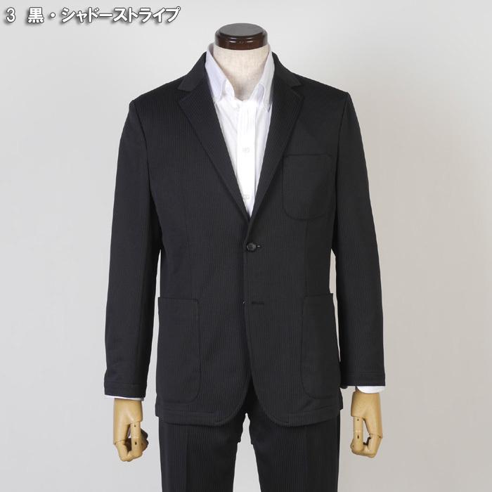 S M L LL ウルトラストレッチ 超軽量 清涼 カジュアルスーツ スーツ ノータック テレワーク クールビズ 12000 wRS9077|y-souko|13