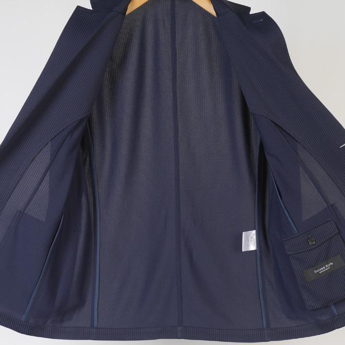S M L LL ウルトラストレッチ 超軽量 清涼 カジュアルスーツ スーツ ノータック テレワーク クールビズ 12000 wRS9077|y-souko|17