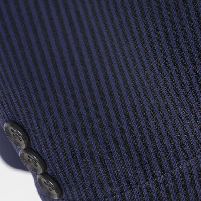 S M L LL ウルトラストレッチ 超軽量 清涼 カジュアルスーツ スーツ ノータック テレワーク クールビズ 12000 wRS9077|y-souko|18