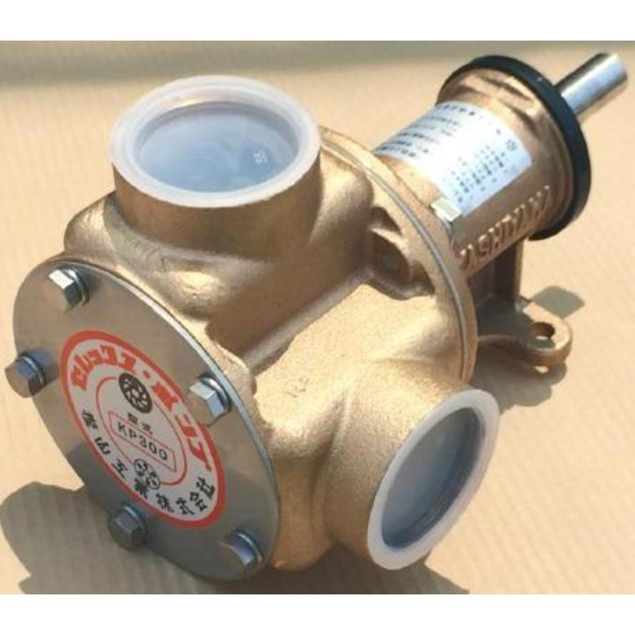 KP-300 電磁クラッチなし 単体 ポンプ バッテリー カシヤマ 樫山工業 セレックスポンプ 口径50mm 海水 汚水 KP300 送料無料