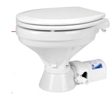 ジャブスコ 電動 マリントイレ 24V 家庭用サイズ  トイレ ボート 船舶 ボート JABSCO 37010-4094 (旧37010-1096)