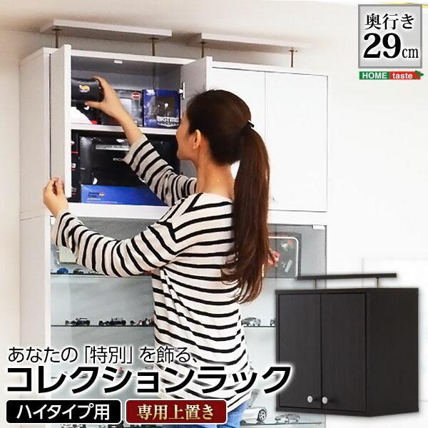 コレクションラック -Luke-ルーク 深型ハイタイプ 専用上置き|y-syo-ei
