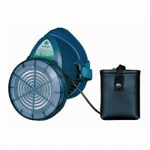 379-30 電動ファン付き呼吸用保護具 廃じん対策 石綿対策 JIS T 8157 呼吸追随方式 ユニット UNIT