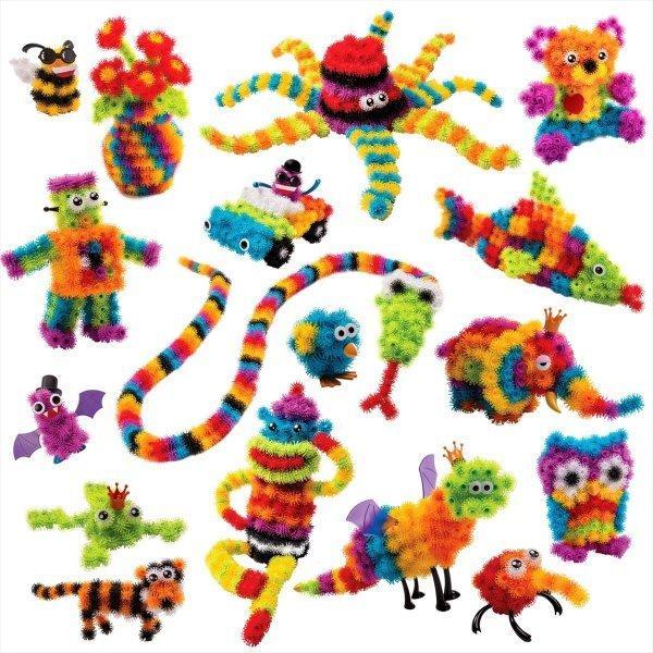 バンチェムズ メガパック(送料無料) おもちゃ クリスマスプレゼント 創作 知育玩具 プレゼント 創造力 学習 脳トレ y-wakka 03