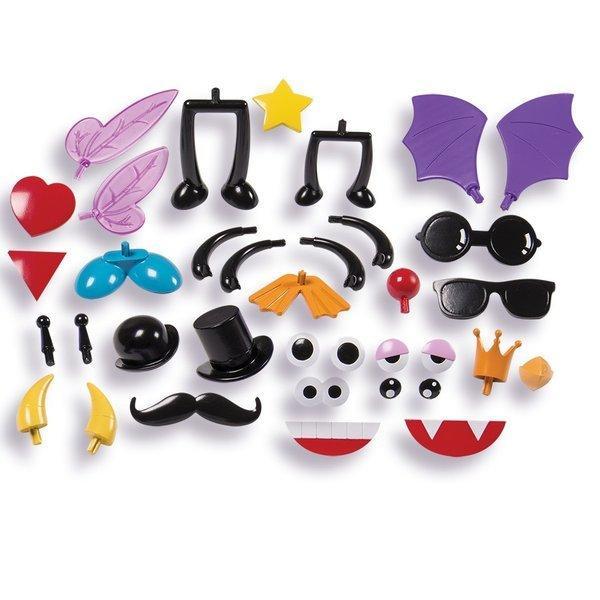 バンチェムズ メガパック(送料無料) おもちゃ クリスマスプレゼント 創作 知育玩具 プレゼント 創造力 学習 脳トレ y-wakka 04