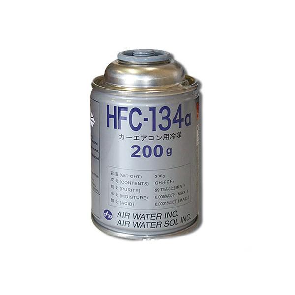 エアウォーター カーエアコン クーラーガス HFC-134a R134A 134a 迅速な対応で商品をお届け致します 今季も再入荷 1本