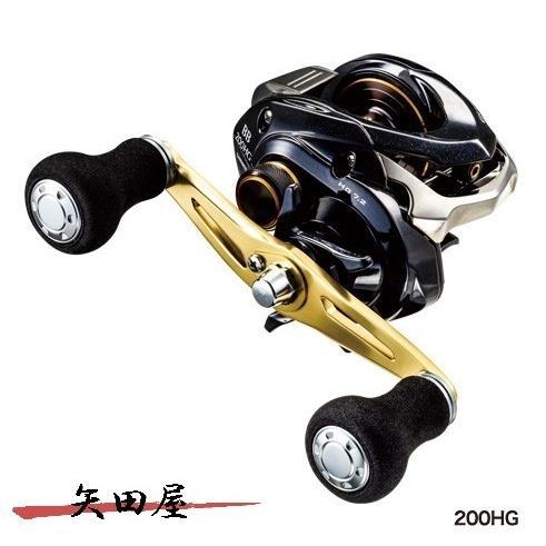 シマノ 16 グラップラーBB 200HG 右ハンドル