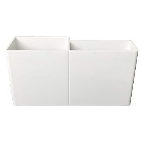 [SENYON] カラー ペン立て 文具 卓上 整理 プラスチック (ホワイト)|yadorigi-store|05